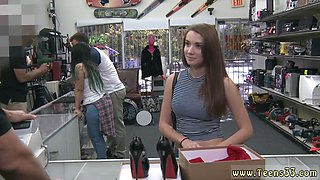 Brunette strapon blond teen first time Fucked in her fave pair of heels