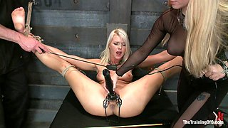 Opening up Anikka Albrite: Day Two - TheTrainingofO