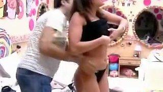 Brazilian Big Brother Nipples