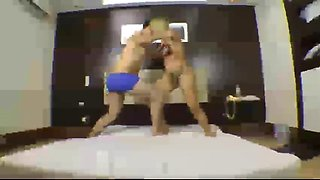 Brasilian mixed wrestling