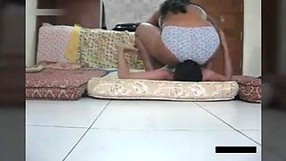 Desi Aunty Romance With Friend