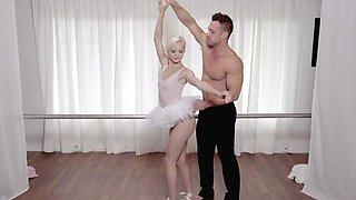PetiteBallerinasFucked.com - My Blonde Ballerina