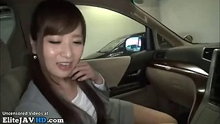 Jav beautiful secretary in pantyhose greatest car sex