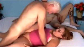 Mature Bi Threesome4