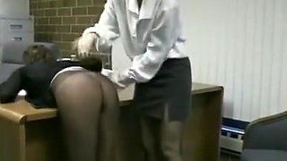 Lift and Carry Spanking