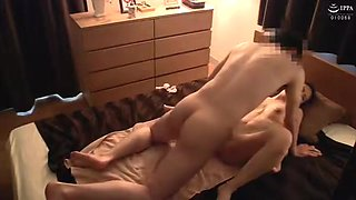 Astonishing sex video MILF best will enslaves your mind