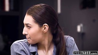 Bella Rolland In Desperately Wants To Fuck Her Big Dick Boss