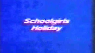 Schoolgirls Holiday 1 - correct movie