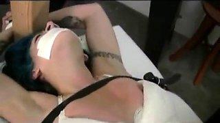 loren chance bondage orgasm