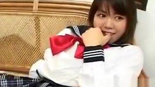 Yuri Etou Innocent Chinese Girl Enjoys Fingering Her Pussy