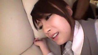 Incredible Japanese slut Kaede Oshiro, Erika Kashiwagi, Mayuka Akimoto in Exotic Hardcore, Cunnilingus JAV clip