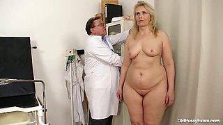 Yvonne Examination Video/Yvonne