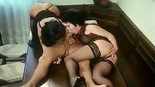 Vintage Italian anal vixens