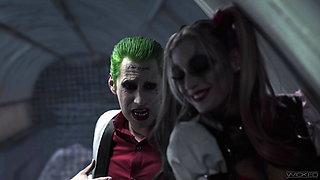 Batman - Joker - Harley Squad, an Axel Braun parody
