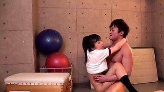 Japanese Amateur Bathroom Blowjob part 3