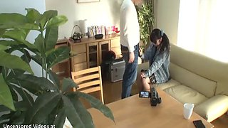 japanese 18yo schoolgirl first blowjob experience