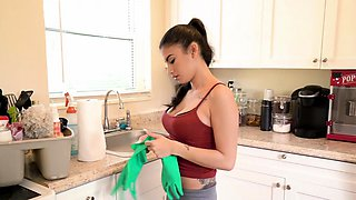 Michelle Martinez In Dirty Maid Service