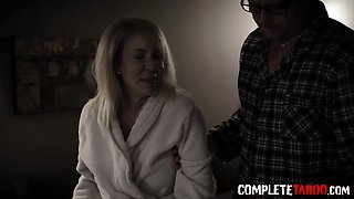 Stepdaughter taboo fucked