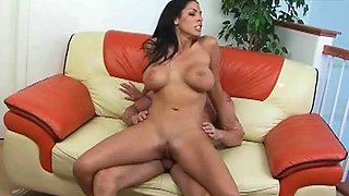 Amazing Boobs sex machine Fucks hard pt 2