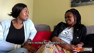 Leaked African Lesbian Sex Tape 2018