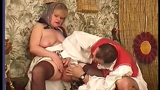 Horny German grannies getting fucked hard