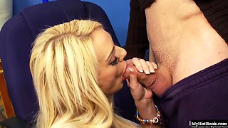 Antonia Deona has been sucking cocks ever since she turned 18