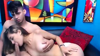 Horny Teen Couple Loose Virginity Live