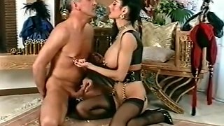 Incredible homemade Fetish, MILFs sex movie
