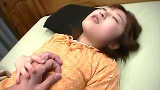 Amazing Japanese whore in Hottest JAV uncensored College Girl clip