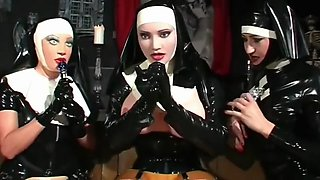 latex nuns