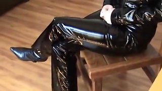 Exotic amateur Latex, Wife adult movie