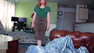 Mom and Stepson Play Hookie **FULL VIDEO** -Lady Fyre POV Taboo