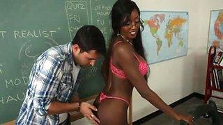 Ms Jackson - The Ebon Teacher