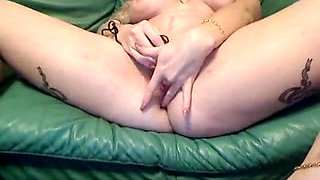 Smoking makes her horny