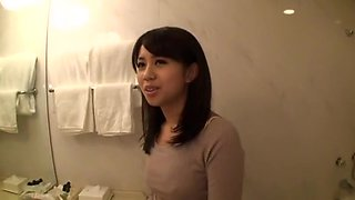 Hottest Japanese slut Natsuki Momose in Exotic Bathroom, Big Tits JAV video