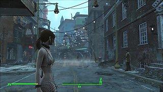 Fallout 4 good fuck in Goodneighbor