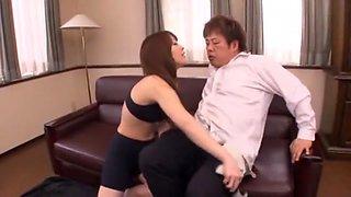 Exotic Japanese model Kokomi Sakura in Fabulous Swallow/Gokkun, Big Tits JAV clip