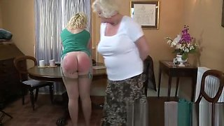 Summer spanked for cash