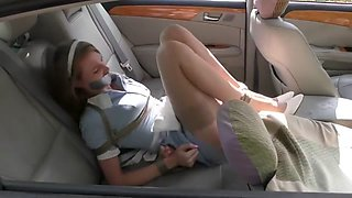 Car Trunk Captive – The Hotel Maid