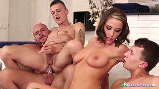 Incredible Bisexual Orgy