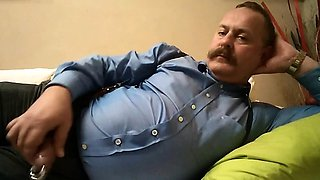 big moustached daddy