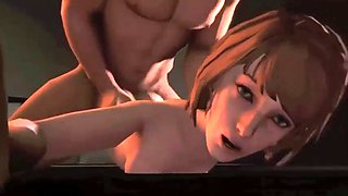 3d big tits hardsex animation porn