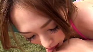 Hikaru Hozuki Asian doll gives a hot part6