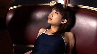 Ami Kitajima has clitoris under vib - More at hotajp.com
