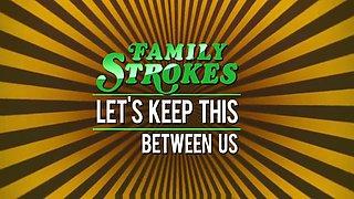 Panty sniffer family stroke HD