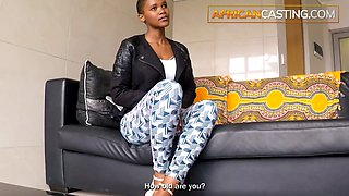 Horny Babe Black African Girl Looking For job