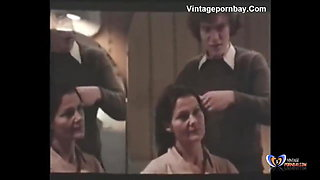 Stepson wants to fuck his Milf in vintage times