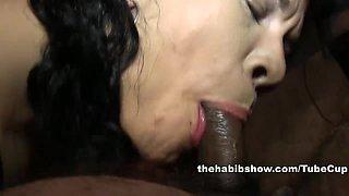 dirty arab fucks latina lill white head nut sperm