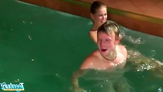 Euro Mommy Wants To Fuck Sweet Hot Son With Beata Undine