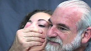 Exposed doll fetish bondage sex scenes with old man